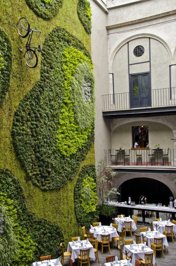 planen kostenlos gartengestalter vertikal garten | urban design, Garten ideen