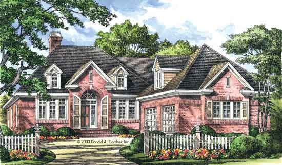 The Marley House Plan W Goo 1285 Images See Photos Of Don Gardner House Plans House Plans Dream House Plans New House Plans