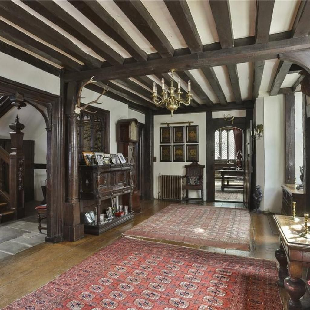 Photo of Ockwells Manor and the Legend of the Severed Head | The Tudor Travel Guide