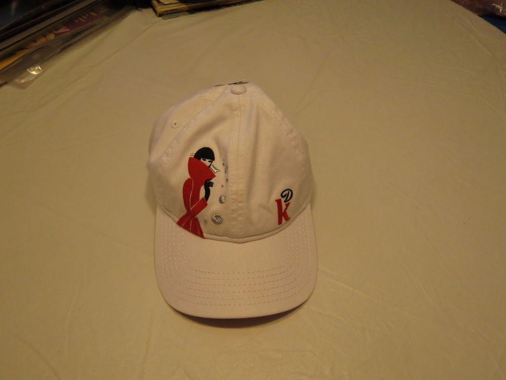 Diet Coke lady figure hat cap adjustable young designer challenge rare soda NEW #DietCoke
