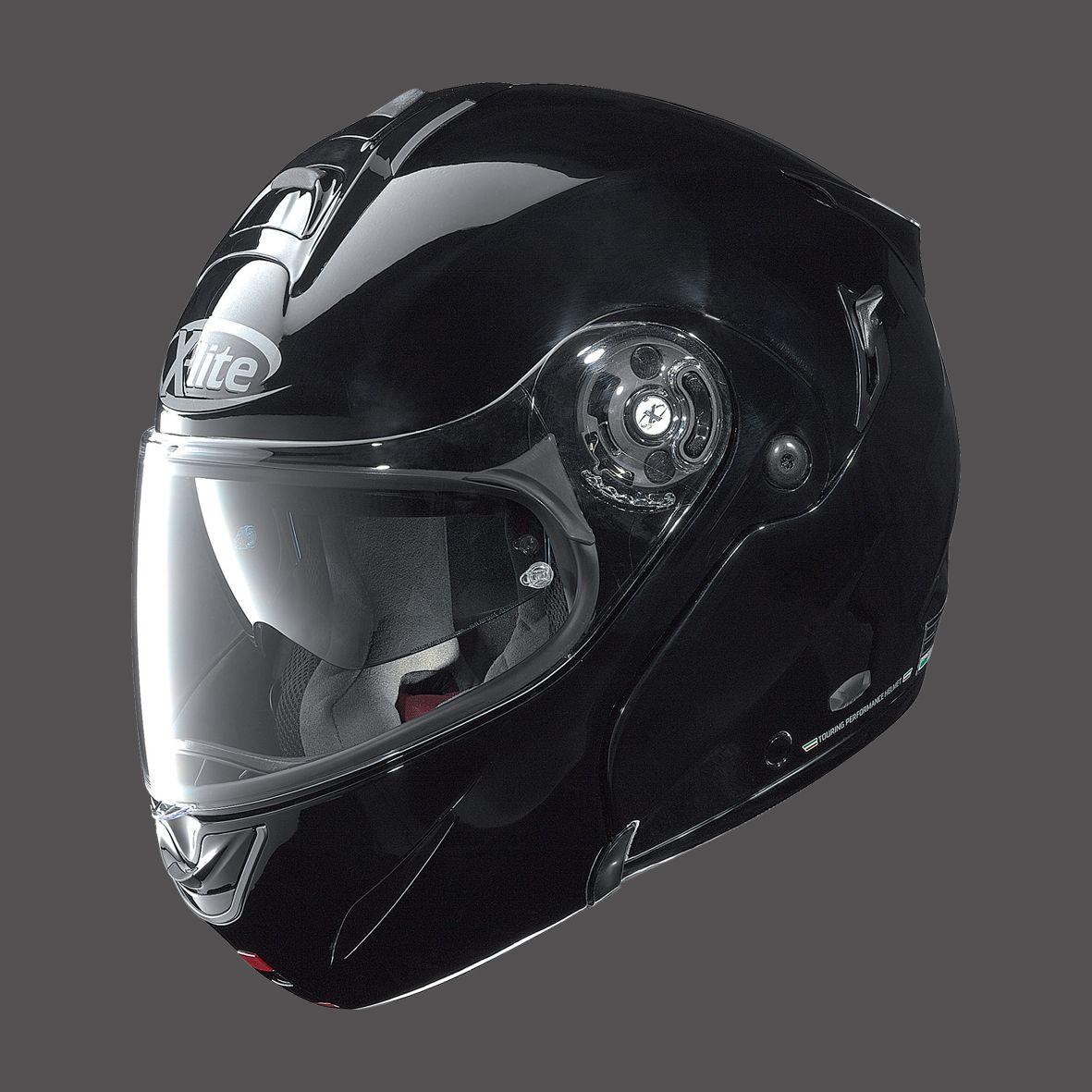 XLITE X1003 BLACK Casco, Casco moto, Moto da strada
