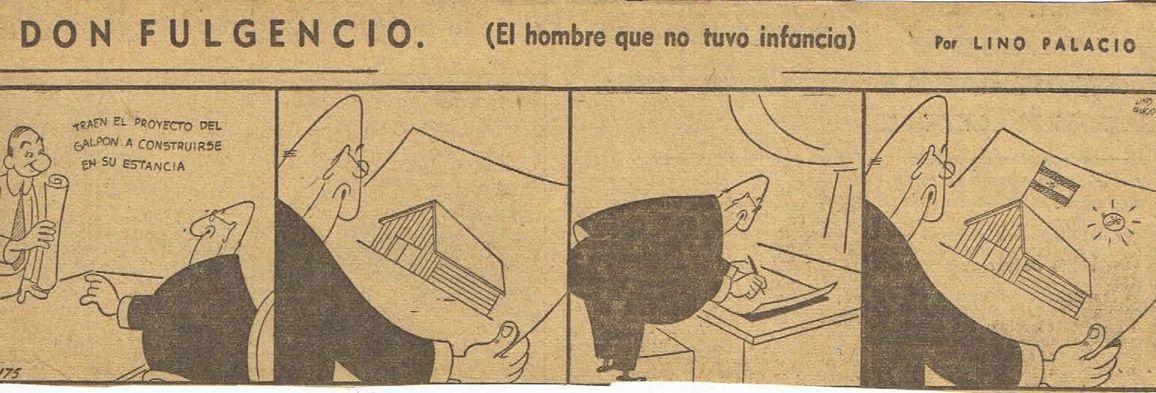 Ay ay Don Fulgencio. Archivo fotográfico de Pulpería Quilapán.