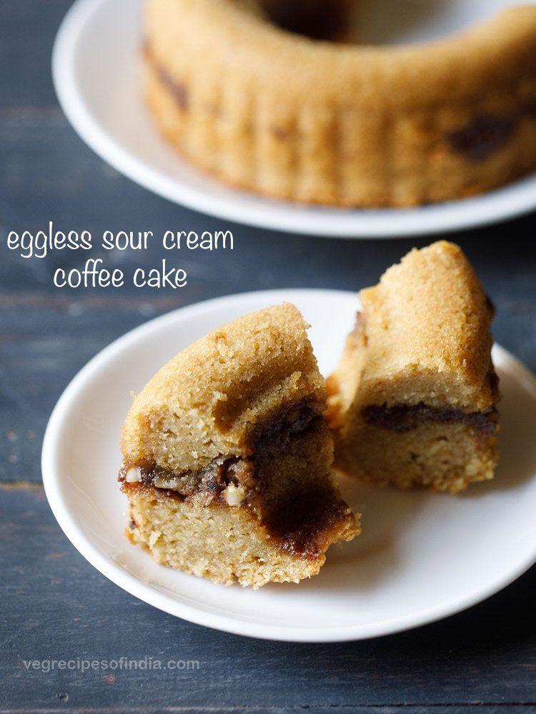 Sour Cream Coffee Cake Recipe Coffee Cake Recipes Sour Cream Coffee Cake Coffee Cake