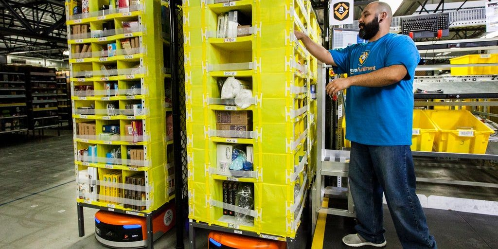 Amazon Rolls Out Machines That Pack Orders And Replace Jobs Job
