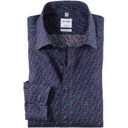 Olymp Tendenz Hemd, modern fit, New Kent, Rot, 39 Olymp #diycostumes