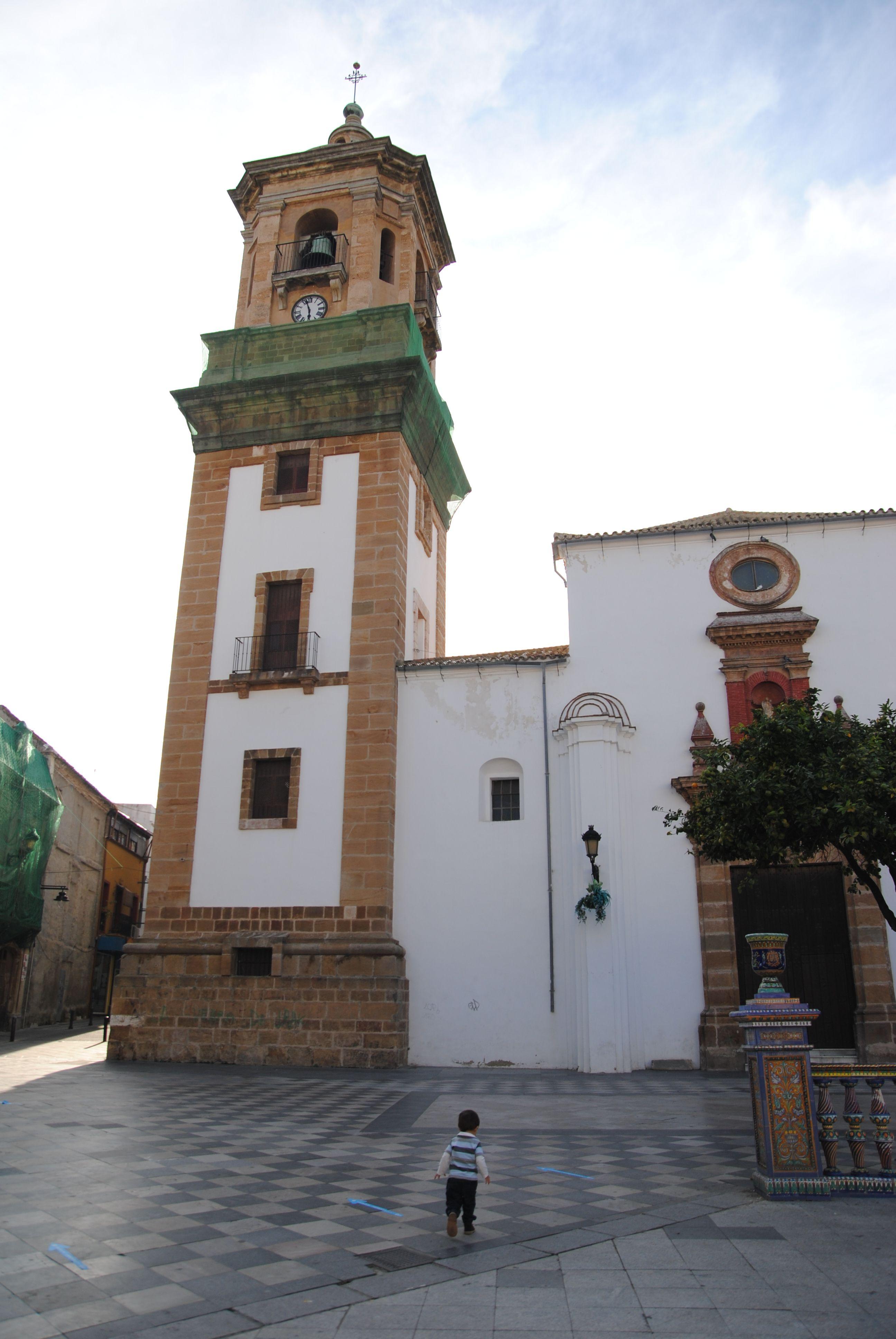 Plaza Alta (Algeciras).  Fotografía Gema Bernal