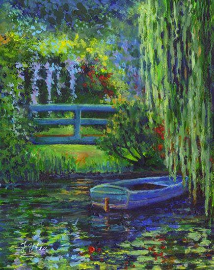 Remembering Monet Giverny By Herrerojulia On Deviantart