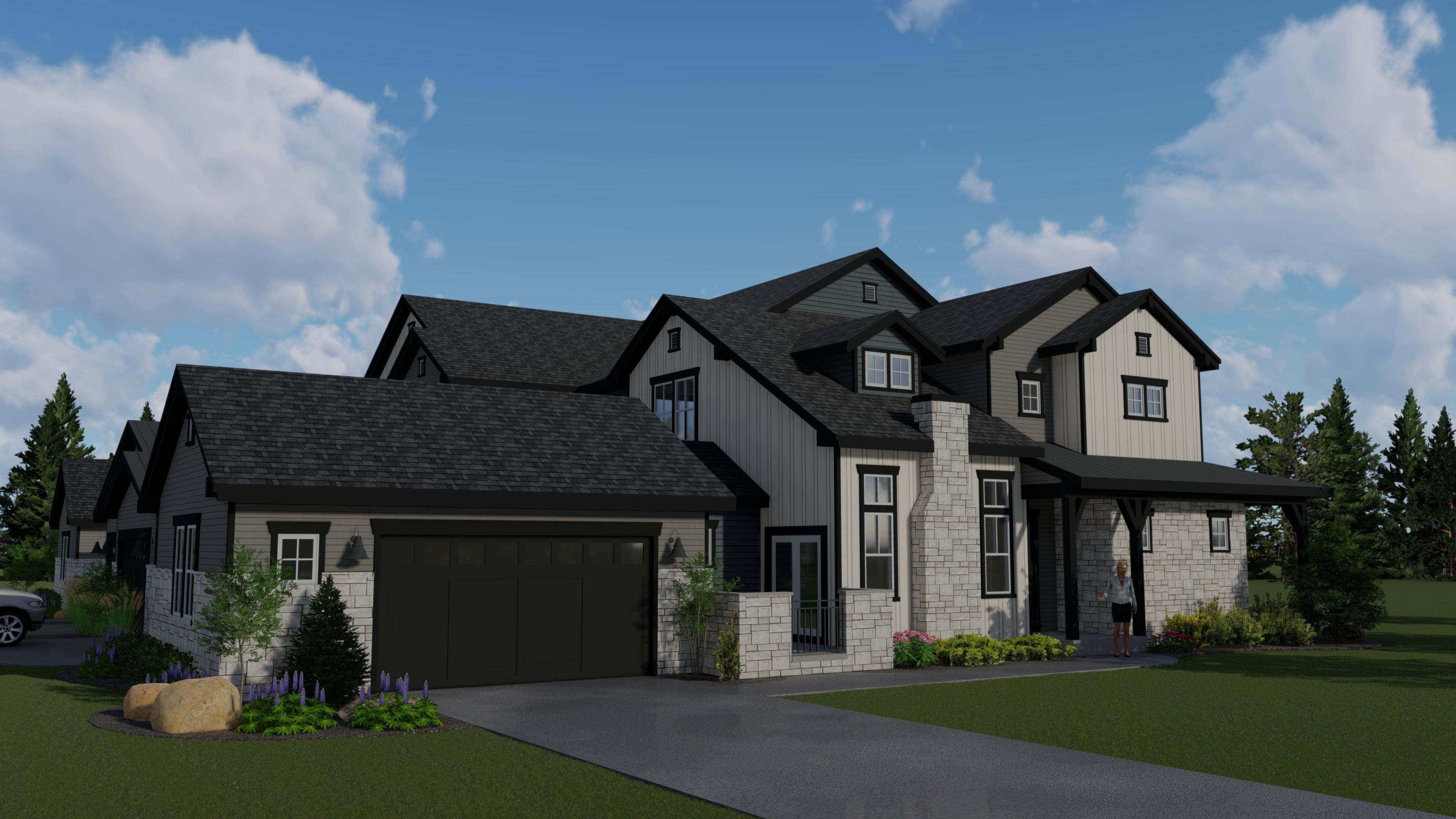 Harmony Club In 2020 House Styles Mansions Floor Plans