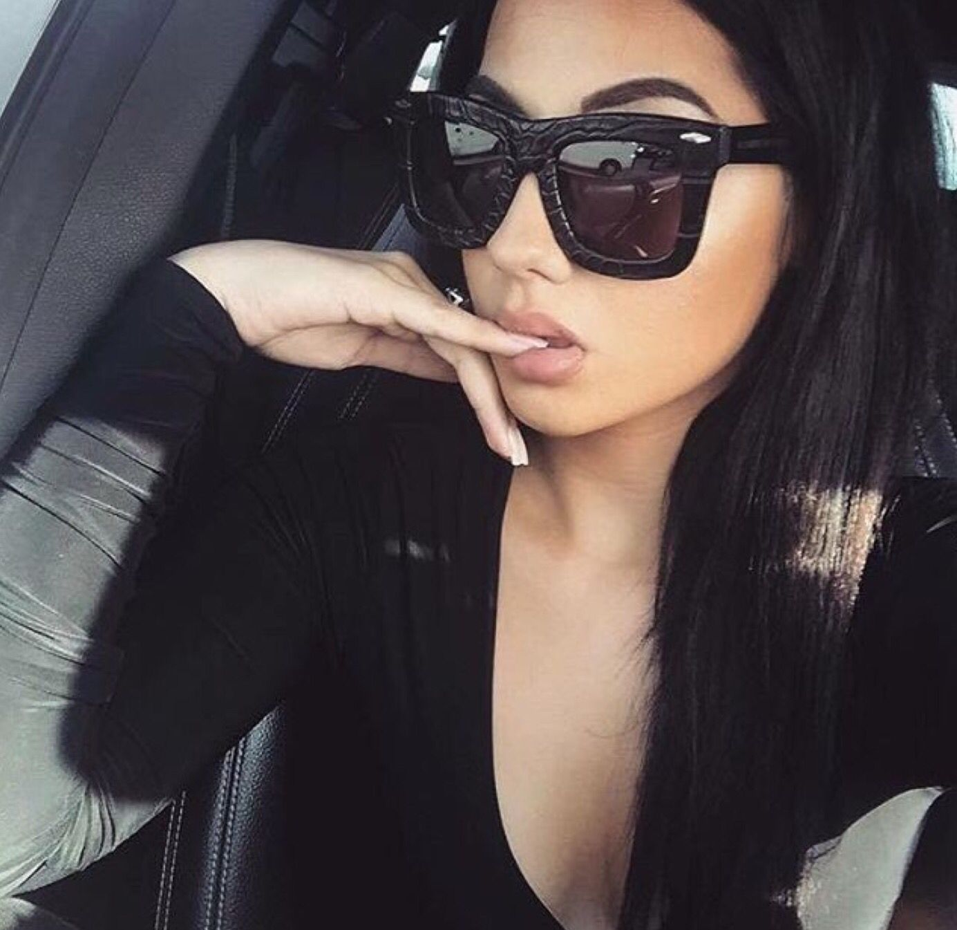 80fac5f8fd56 want to see more follow Latina Savage Chic Cat Sunglasses