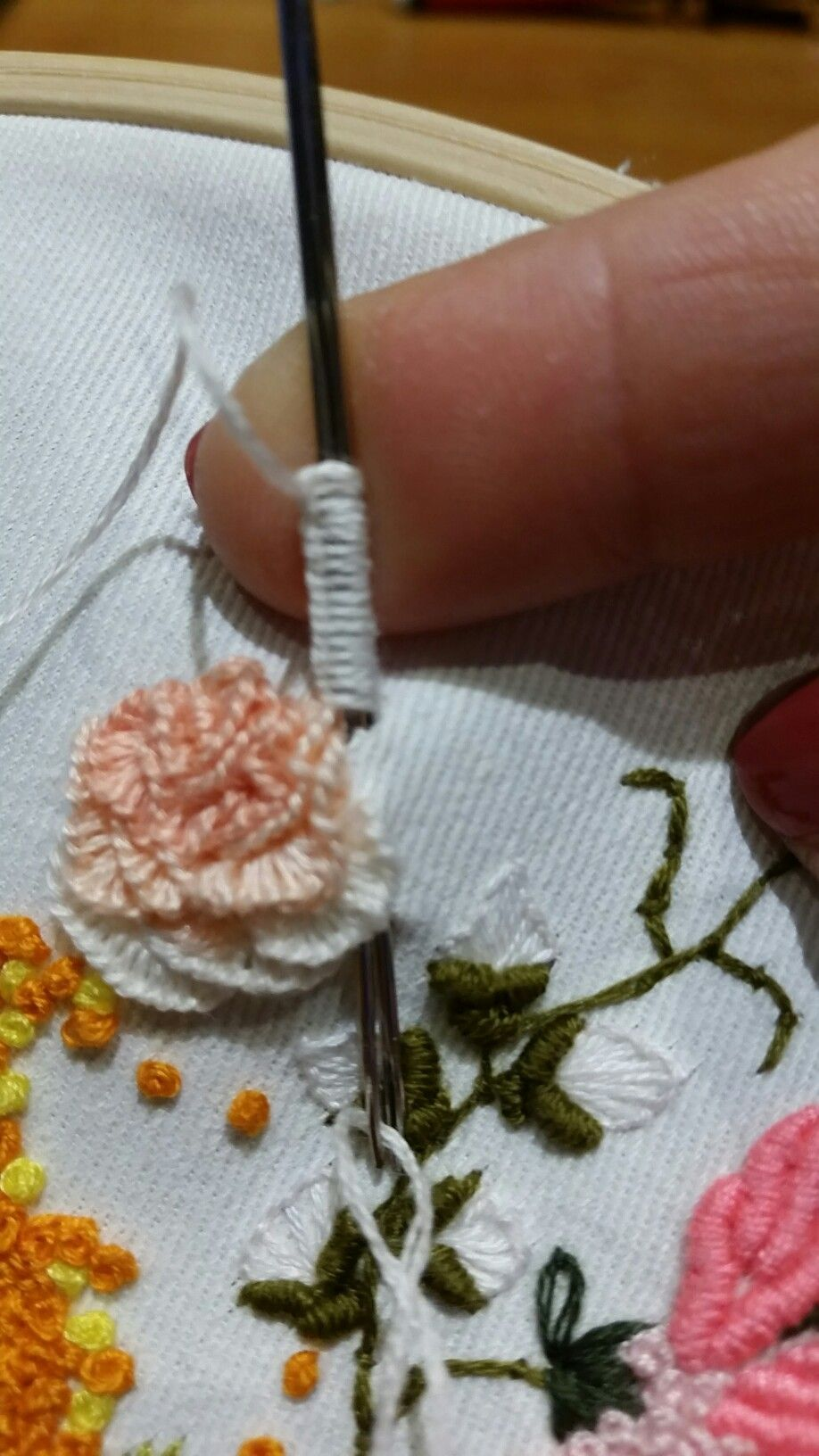 Getting to Know Brazilian Embroidery Crewel embroidery