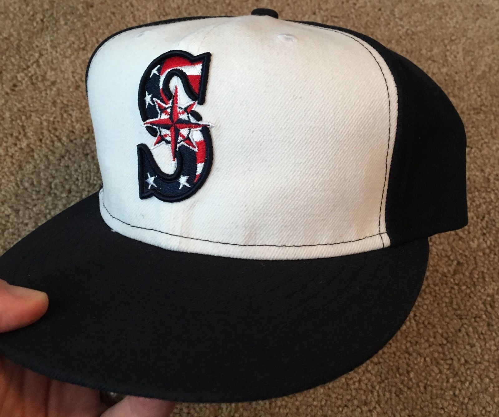 Rare Fitted Hats - Parchment N Lead 09f6591cba9