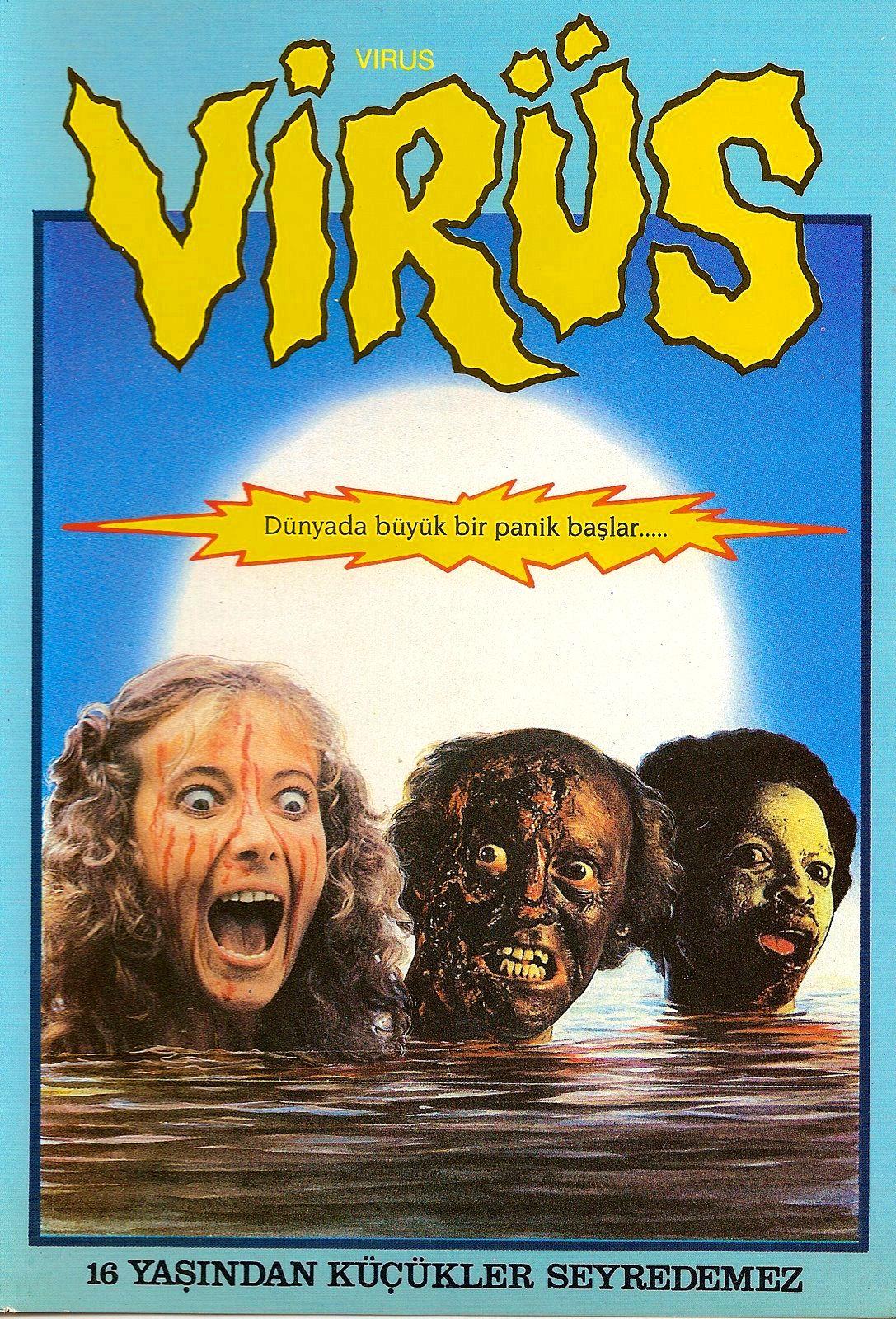 Zombie Filme 80er