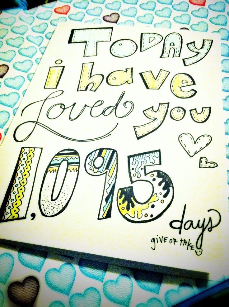 Two Year Anniversary Present 1462 Days Of Marriage Regalos Para Mi Novio Regalos Para Tu Pareja Regalos Creativos