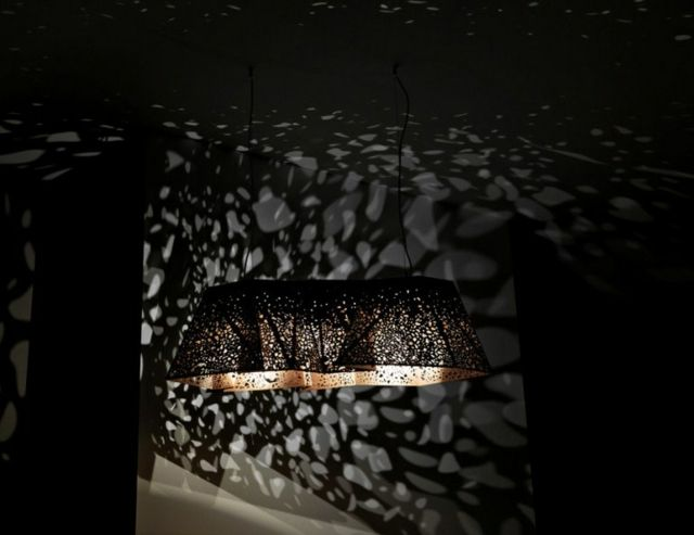 Möbel aus Holz – eine von der Origami-Kunst inspirierte Kollektion ...