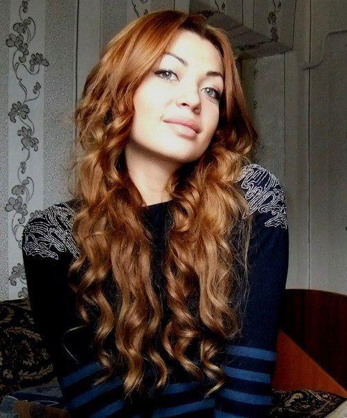 Катя Усманова | KATYA USMANOVA | Long hair styles, Hair ...