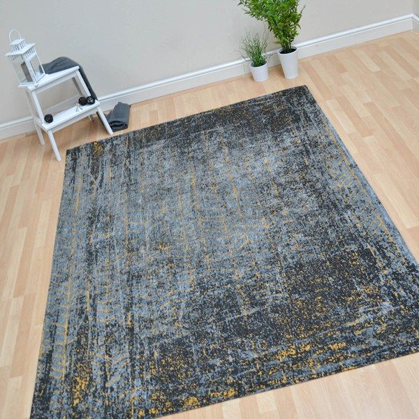 Mad Men Jacobs Ladder Rug 8422 In Broadway Glitter Free Uk Delivery The