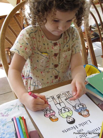 Beautiful Catholic homeschooling resource.