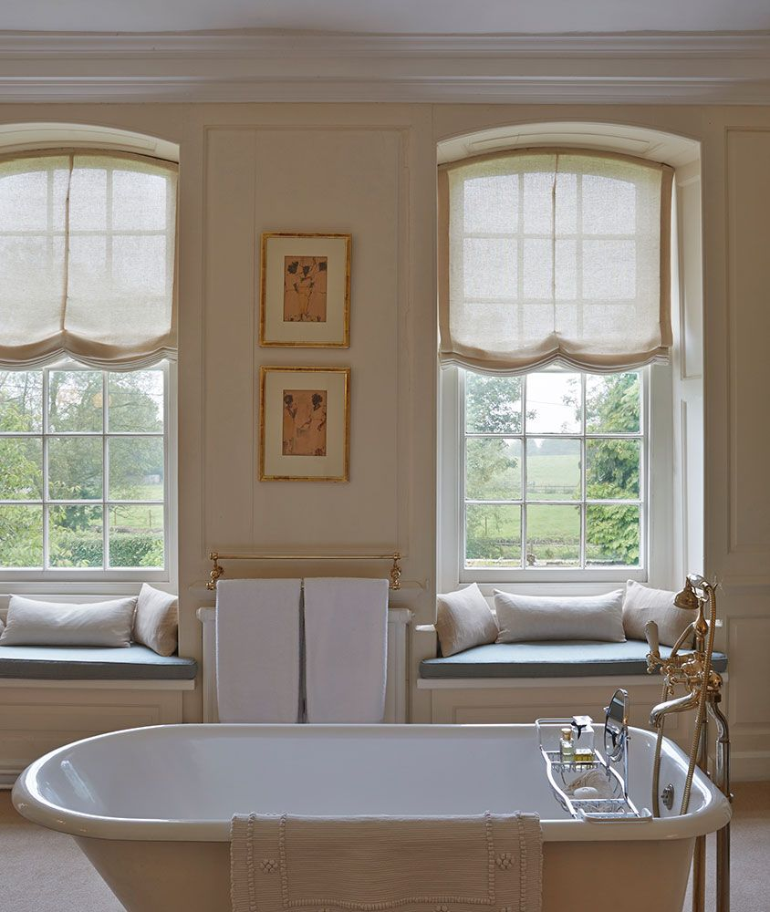 Salle De Bain Style Victorien ~  pingl par laura halbrook sur bathrooms n powder rooms pinterest