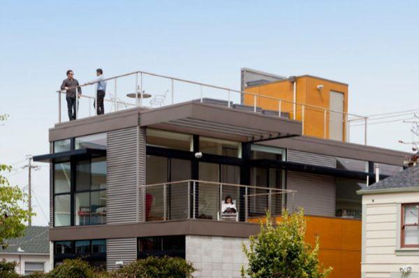 Prototipo casa prefabricada simpatico homes pre - Casas prefabricadas sostenibles ...