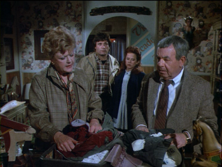 murder, she wrote bus episode - Google Search