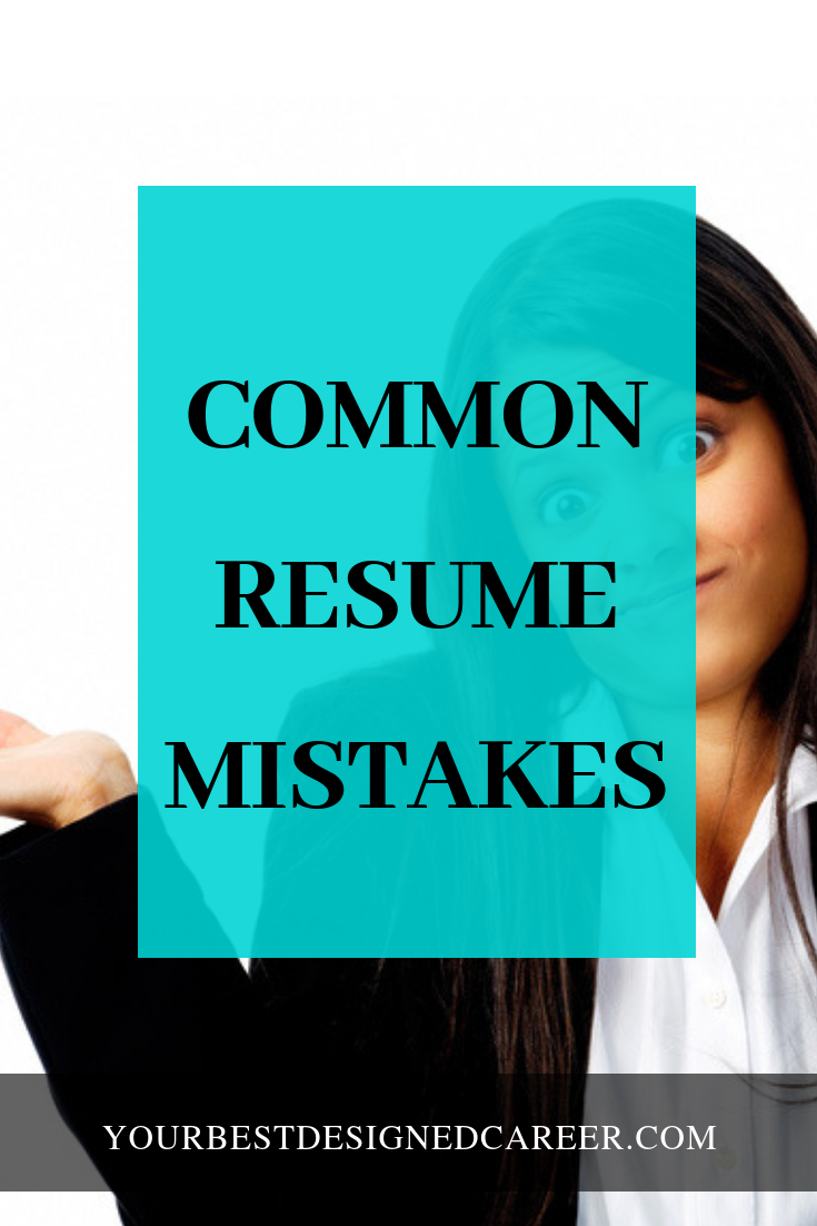 In This Video I M Going To Tell You About Some Of The Common And Funny Resume Mistakes People Make So You Can Avoid Them Resume Resume Tips Resume Examples