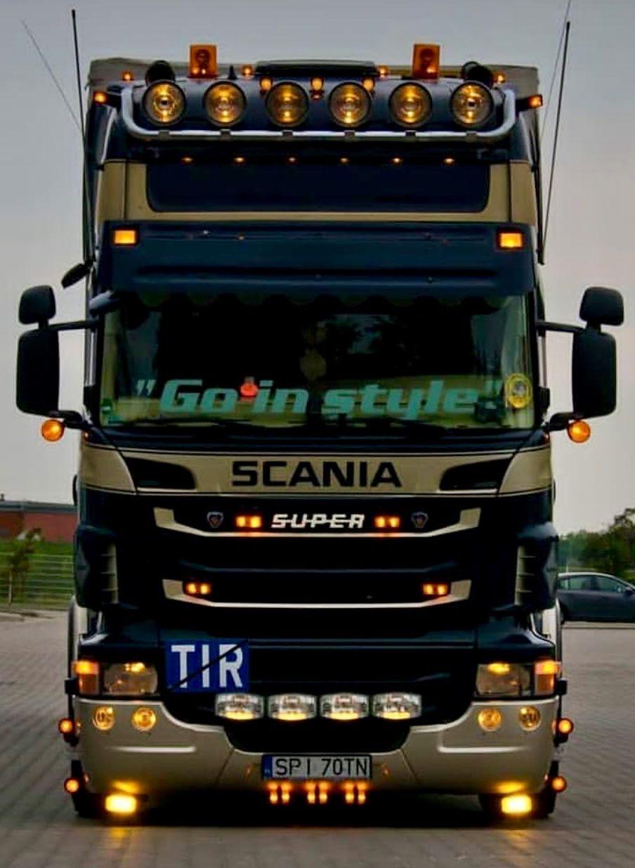 Scania SUPER | SCANIA Trucks | Trucks, Vehicles