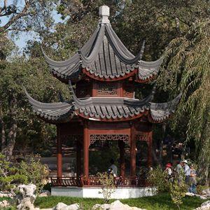 Huntington Beach Library Botanical Gardens