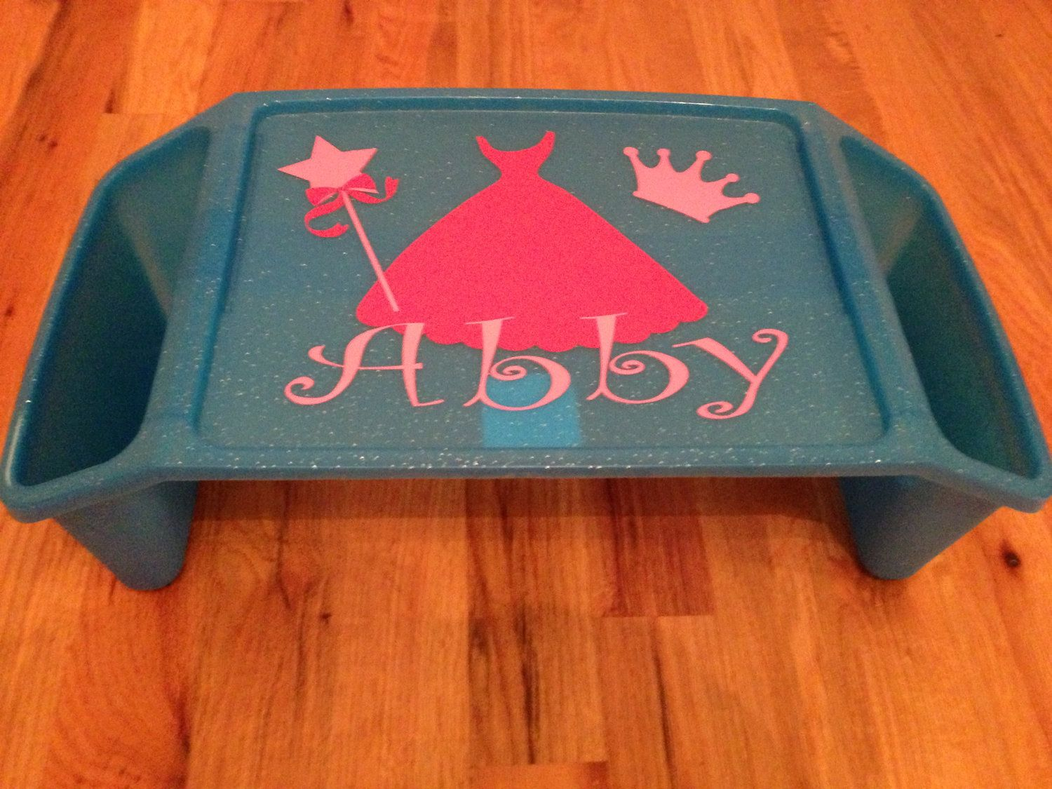 Personalized Kids Art Lap Desk Monogrammed And Custom Made However You Like 24 49