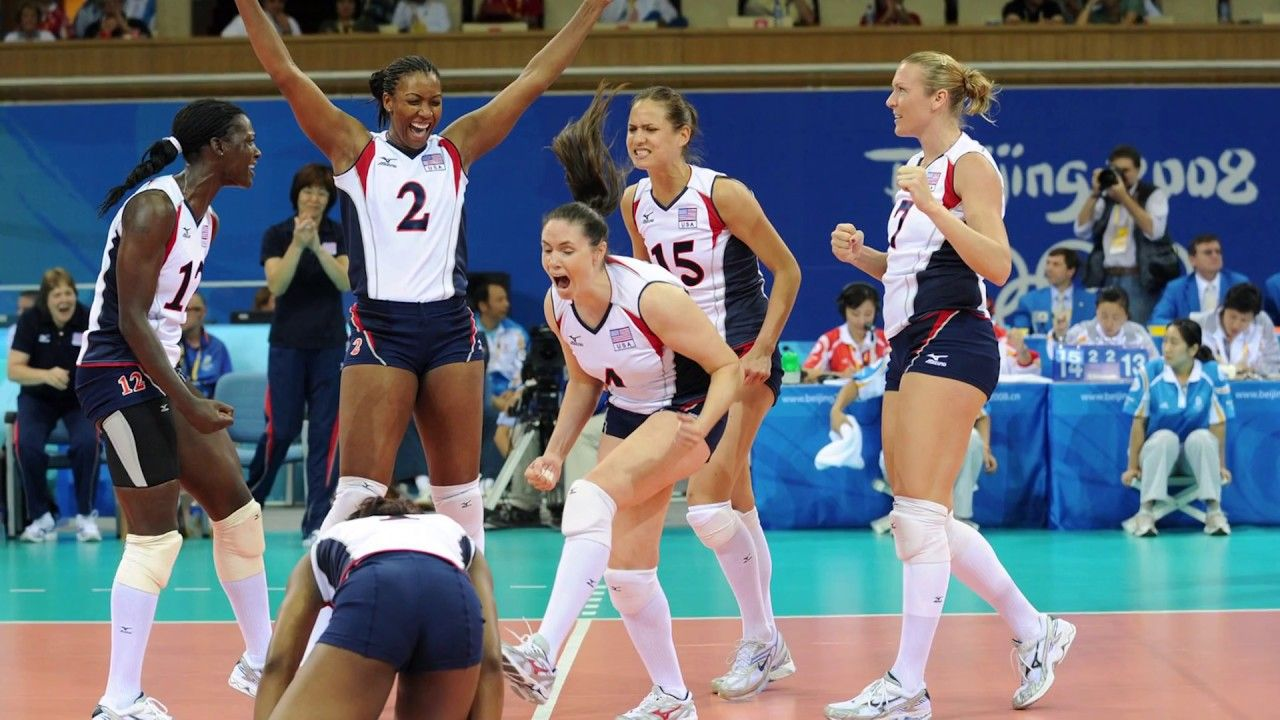 Danielle Scott Arruda 2016 International Volleyball Hall Of Fame Induc Volleyball Volleyball Players Volleyball Positions