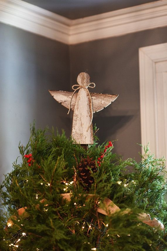 Christmas Tree Topper Angel Decoration Angel Tree Topper Decoration