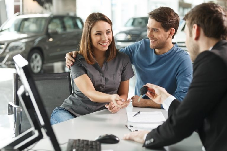 credit score to lease a car canada
