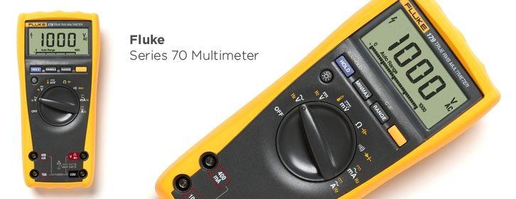 Innovative New Product Design For Digital Multimeters By Fluke Multimeter Design Electrical Engineering