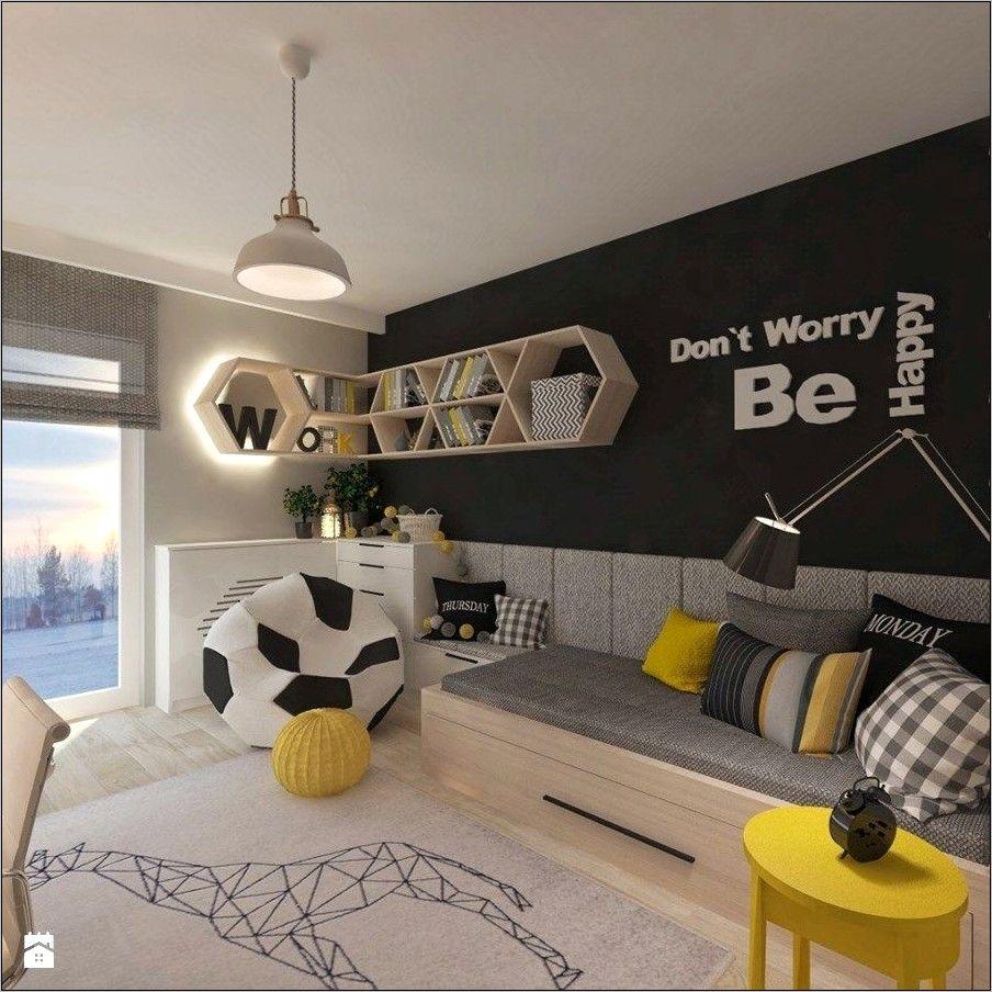 Deco Chambre Ado Garcon Design deco chambre ado garcon 2019 in 2020 | toddler bed, bed, decor