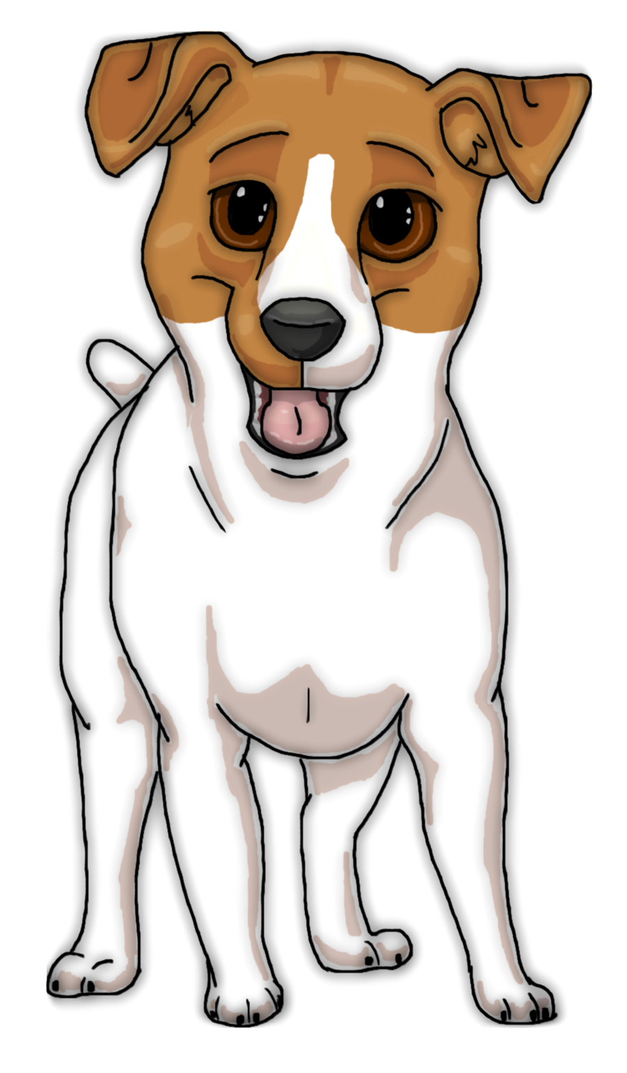 free dog clipart google search dog clipart pinterest free rh pinterest co uk free dog clipart frames free dog clip art downloads