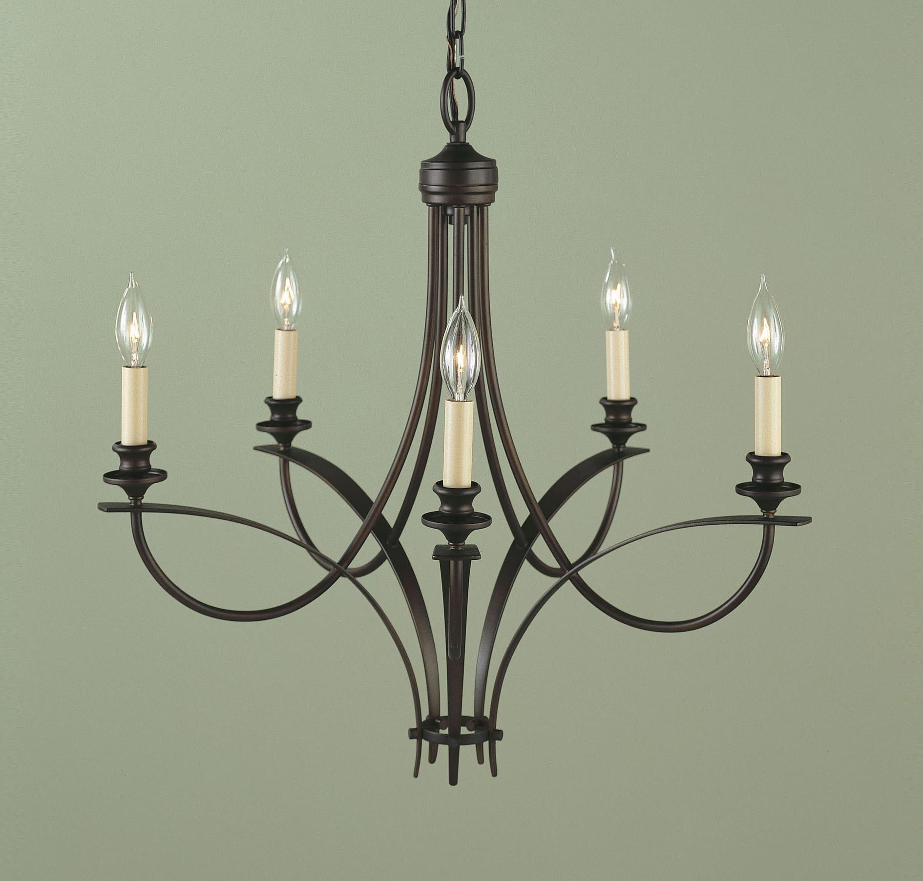 Feiss Boulevard Collection Chandelier in Brands Murray Feiss