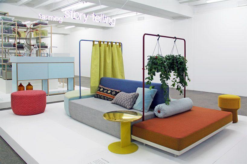 modular \'bikini island\' sofa for moroso, italy by werner ...