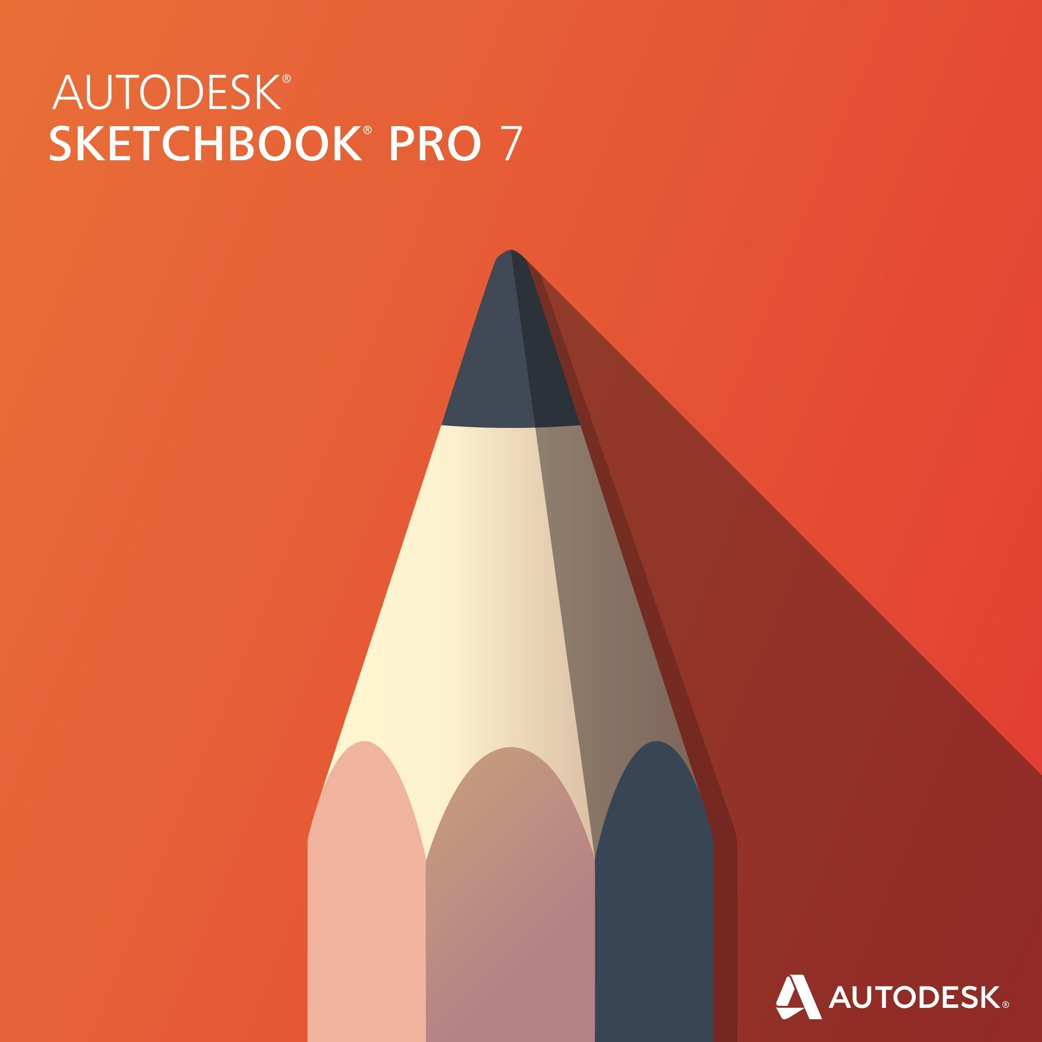 Amazon Com Autodesk Sketchbook Pro 7 Download Software
