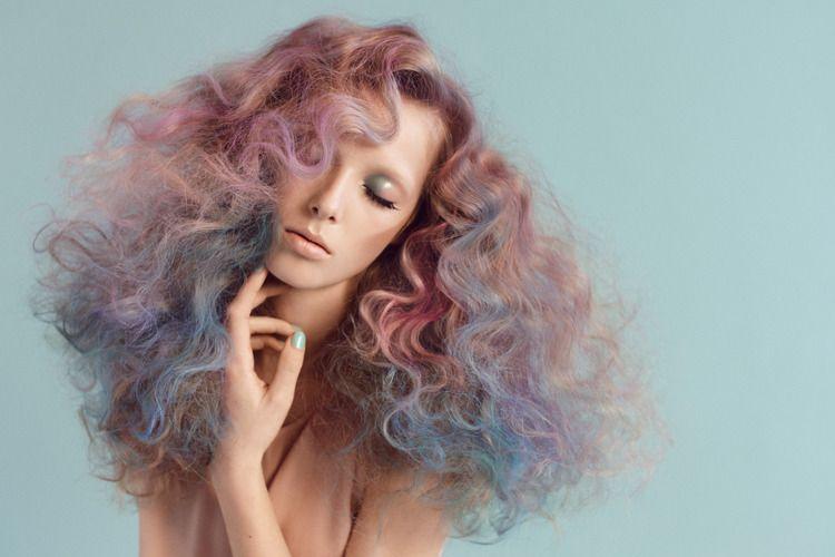 Elle - Colorful Hair