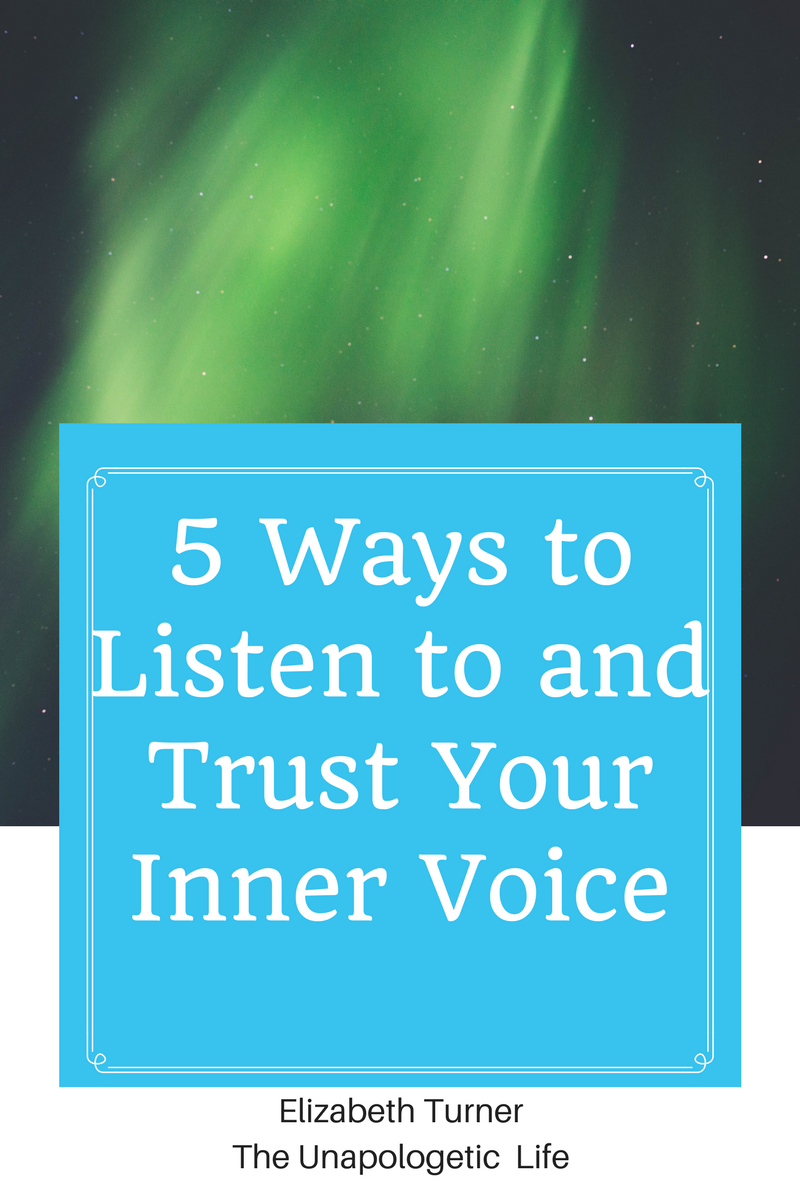 Do You Listen To The Voices Of Others Over Your Own Does Your Inner Voice Yell At You To Act But You Don T Trust It Clic Trust Yourself Inner Voice The