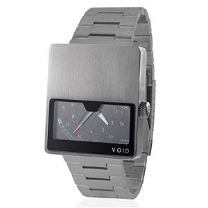 retro watch stainless steel