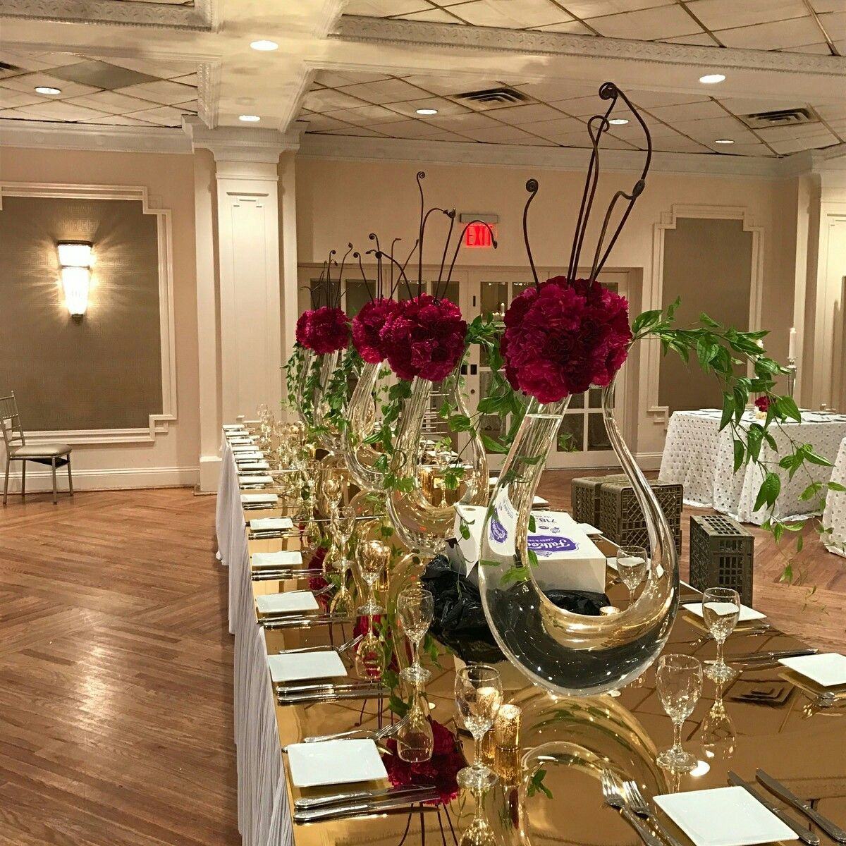 Romantic Wedding Table Centerpieces: Pin By Mohammad Din On Wedding Centerpieces In 2019