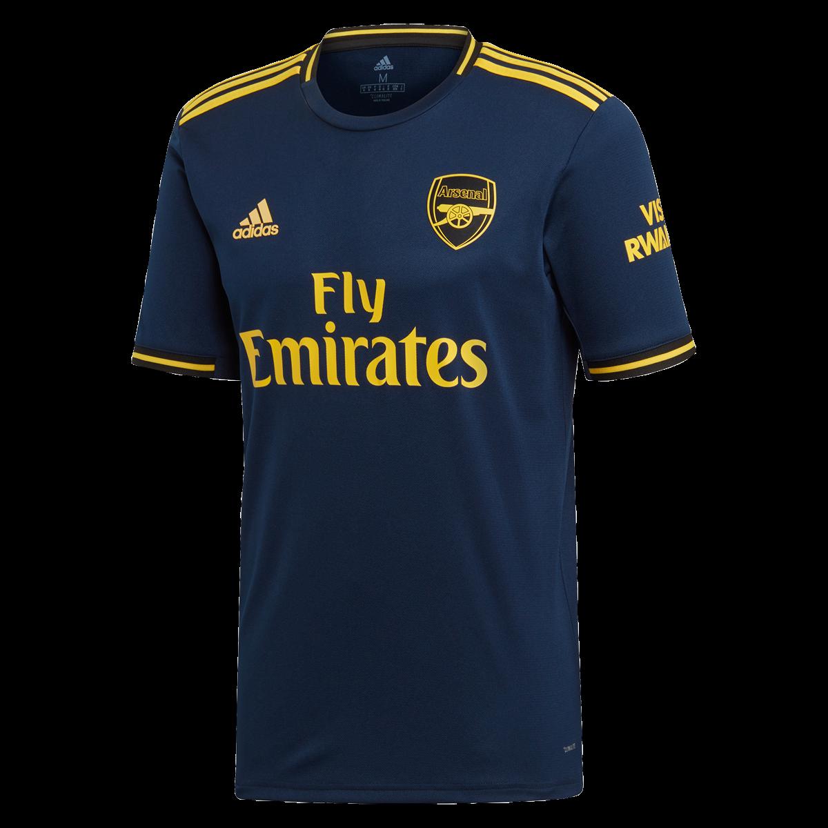 adidas Arsenal Third Jersey 19/20-2xl | サッカー
