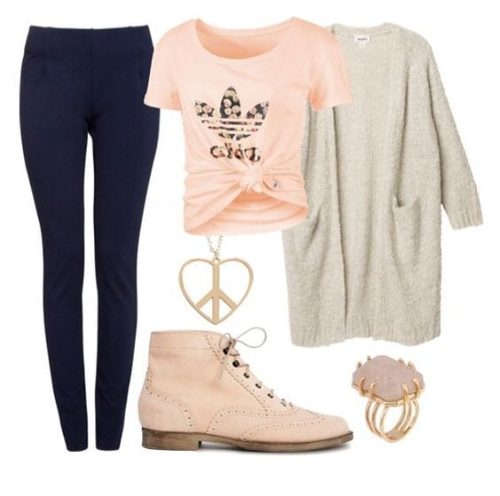 Keep It Casual  Awesome Fall Outfits For Teen Girls For -8070