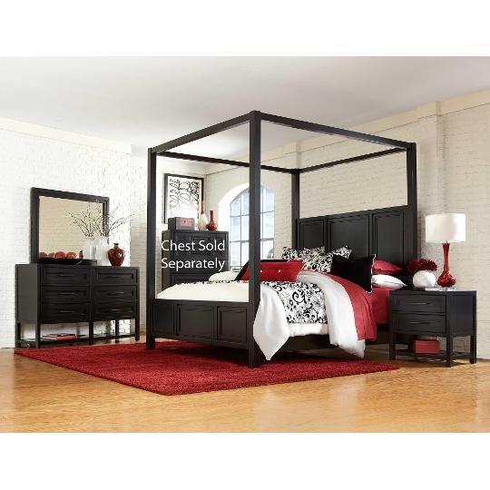 Marvelous Westbrook Magnussen 7 Piece Queen Bedroom Set