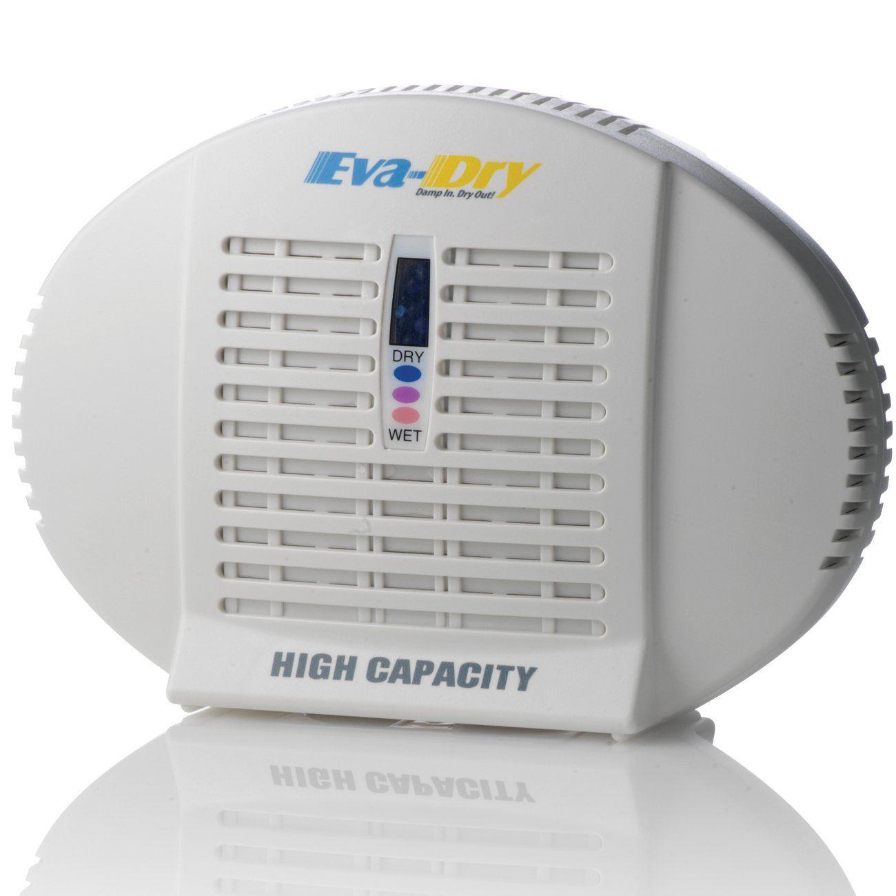 Eva-Dry New and Improved E-500 Renewable Mini Dehumidifier