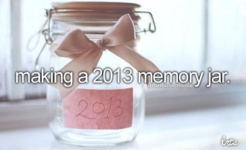 2013 memory jar