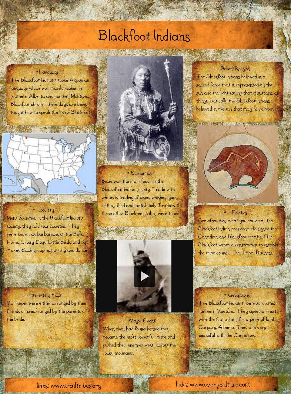 Blackfeet indians blackfoot indian legends native for American cuisine history