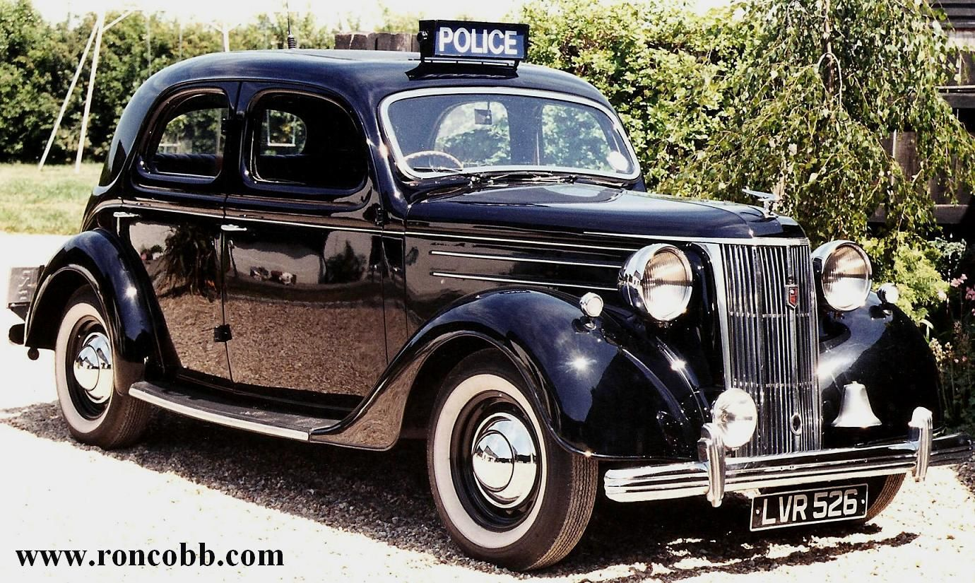 1950 Ford V8 Pilot classic car for sale | hot police cars ever ...