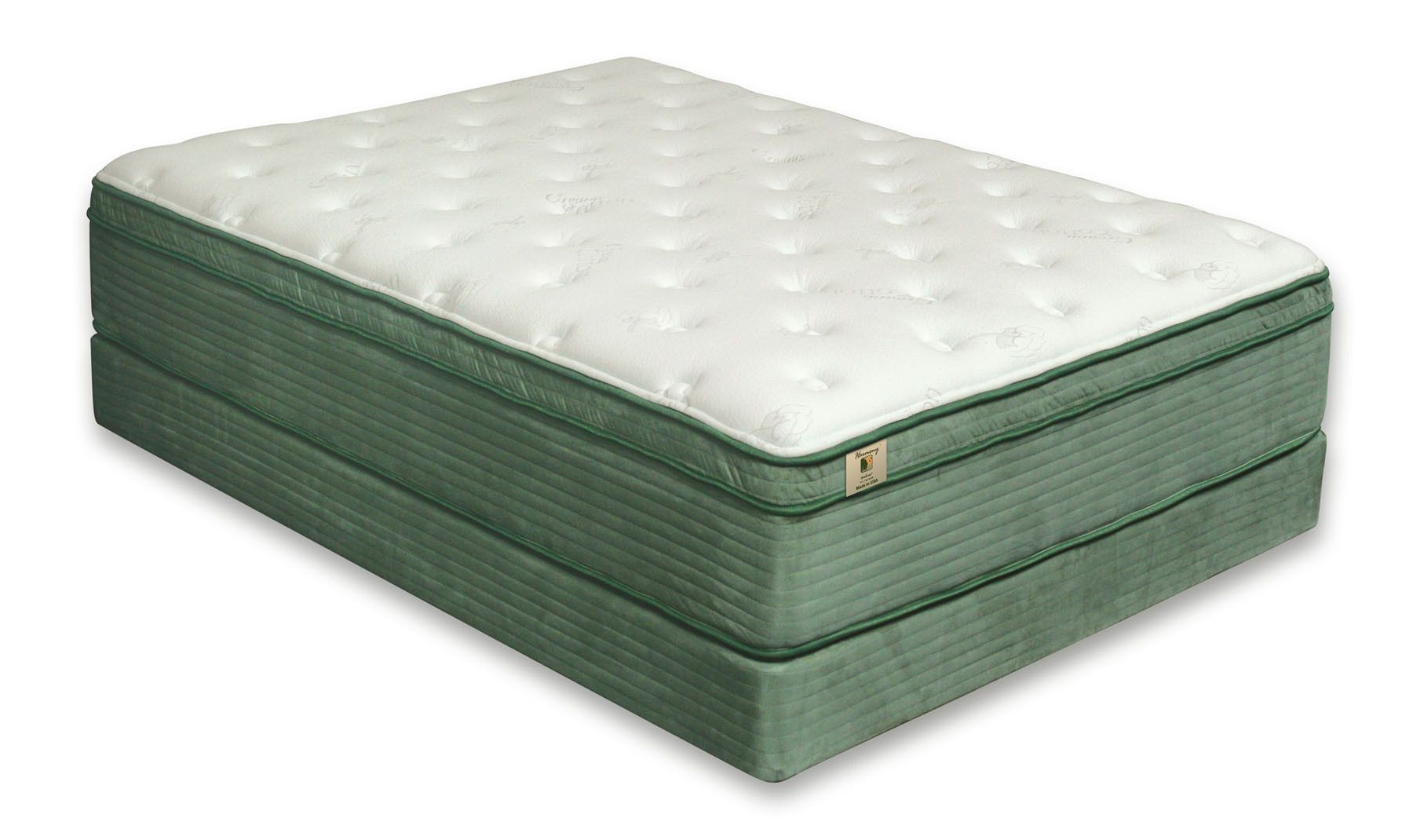 limited edition quail creek 15 ultra plush pillow top mattress