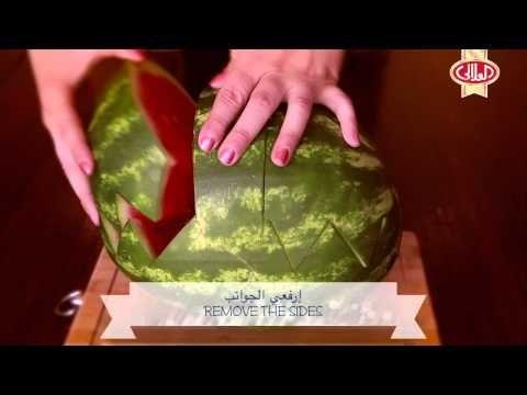 Creative Fruit Basket سلة فواكه مبتكرة Desserts Pudding